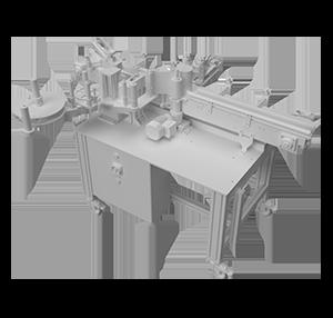 Etiqueteuse Automatique – Modèle BR 515L