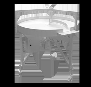 Table d'envoi BR 520-1