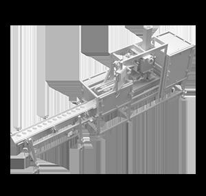 Dépilage Et Etiquetage de Sachet avec renvoi vers équipement de dosage – Modèle BR 515